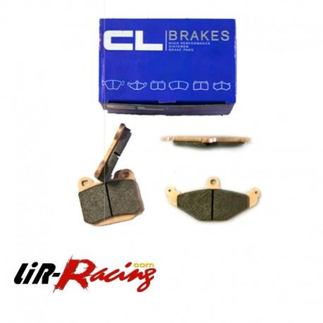 PACK CL RC6 Av + Ar - Elise/Exige/Speedster