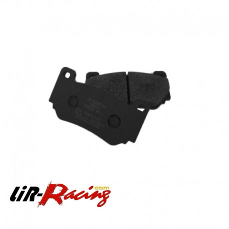Plaquettes Pagid RS14 - Kit Gros freins AP Racing