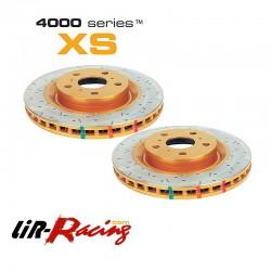 Disques DBA 4000 XS