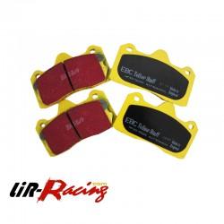EBC Yellow stuff arrière - Exige V6 / EVORA (S)