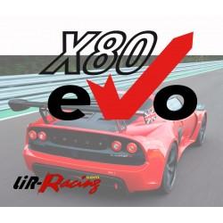 Kit eVo X80 Exige V6