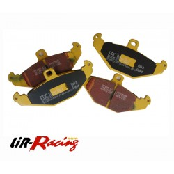 Plaquettes arrière - S1, S2, S3, Speedster - EBC Yellow Stuff