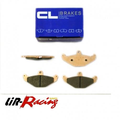 Plaquettes CL Brakes RC6 arrière - Elise/Exige/Opel