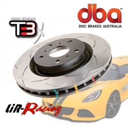 Disques DBA4000 Exige V6