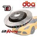 Disques DBA 4000 - Exige V6