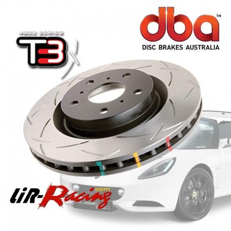 Disques DBA 4000 Elise/Exige S2/S3