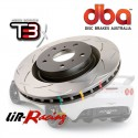 Disques DBA 4000 - Exige kit AP Racing