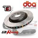Disques DBA 4000 - Exige kit AP Racing