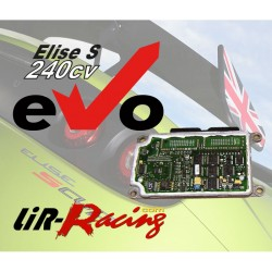 Reprogrammation eVo LiR Racing Lotus S3 S