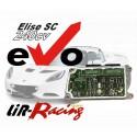 Reprogrammation eVo 240 - Lotus Elise SC