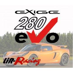 Kit eVo S 280 pour Exige S 220