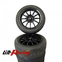Pack Jantes TD 1.2 + R888 - Lotus Elise/Exige S2
