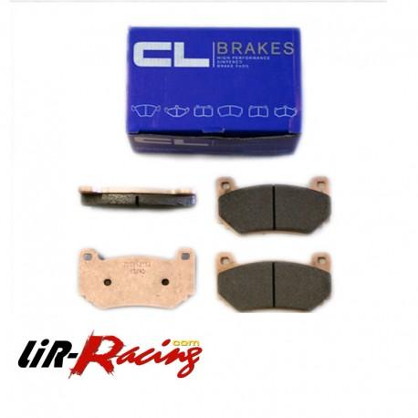 Plaquettes CL RC5+ - Kit Gros Freins AP