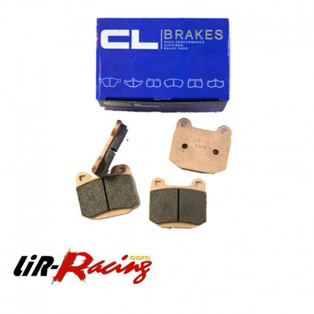 Plaquettes CL Brakes RC6 Avant - Elise/Exige/Opel