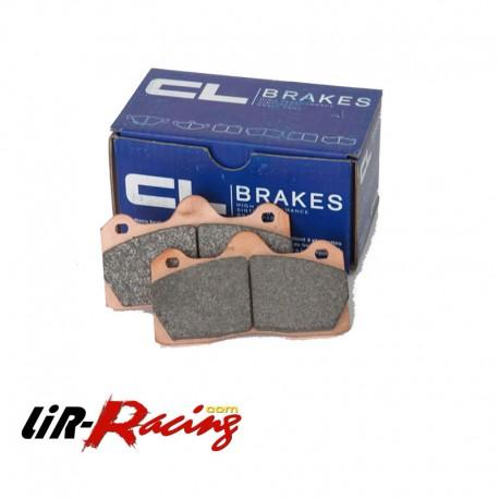 Plaquettes CL Brakes RC6 - EXIGE V6 et EVORA