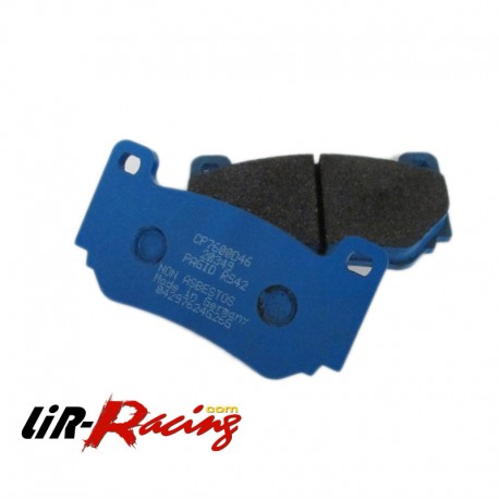 Plaquettes Pagid RS4.2 - Kit gros freins AP Racing